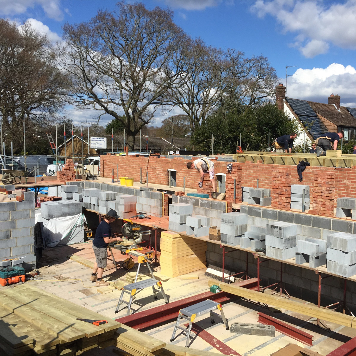 Cool Homes New Build Hampshire and Dorset Construct New Homes