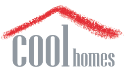 Cool Homes Property Developers Retina Logo